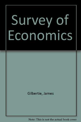 9781562261184: Survey of Economics