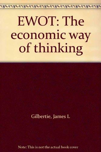 9781562261368: EWOT: The economic way of thinking