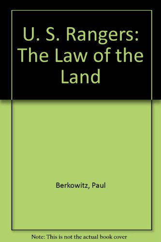 9781562262037: U. S. Rangers: The Law of the Land