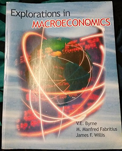 Explorations in Macroeconomics, Student Study Guide Included