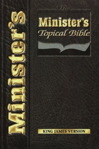9781562291044: The Minister's Topical Bible