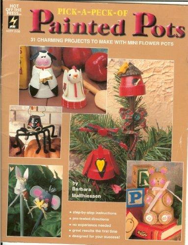 Pick a Peck of Painted Pots: Barbara Matthiessen