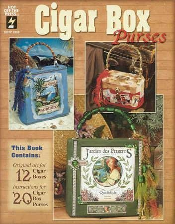 9781562319618: Cigar Box Purses By Hot Off the Press (hotp2332)