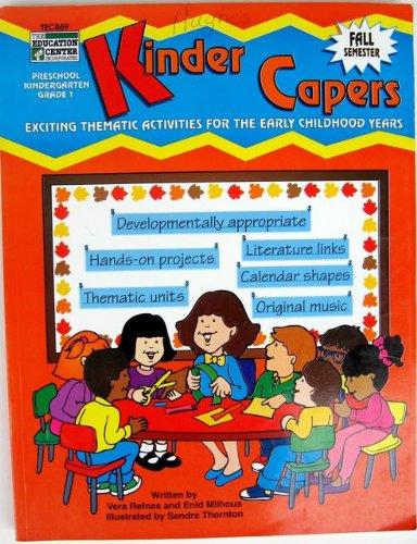 Kinder Capers: Refnes, Vera