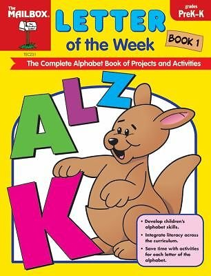 9781562340957: Letter of the Week Book 1