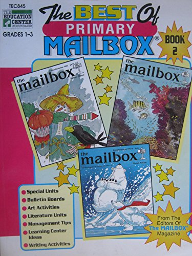 The Best of the Mailbox, Book 2, Grades 1-3: Education Center