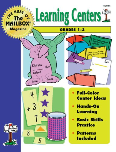 Learning Centers 1 (The Best of The: Marge Michel Jennifer