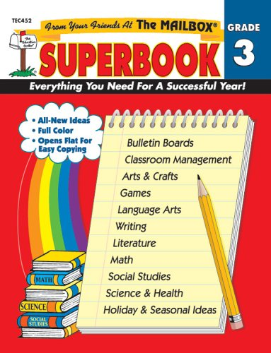 9781562341992: The Mailbox Superbook: Grade 3 : Your Complete Resource for an Entire Year of Third-Grade Success