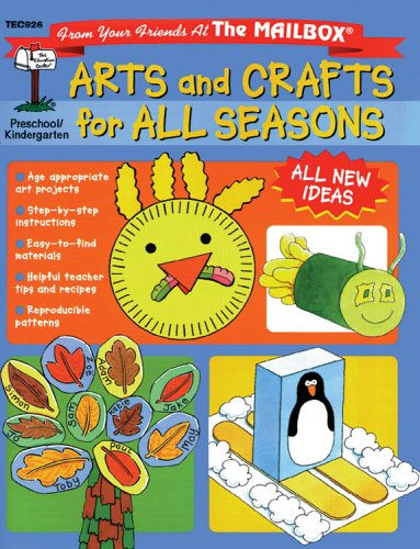 9781562342050: Arts and crafts for all seasons