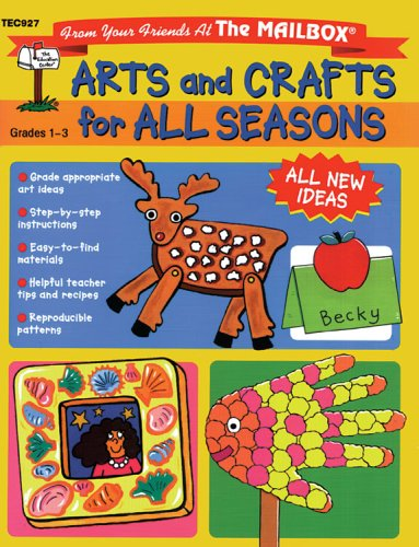 9781562342067: Arts and crafts for all seasons