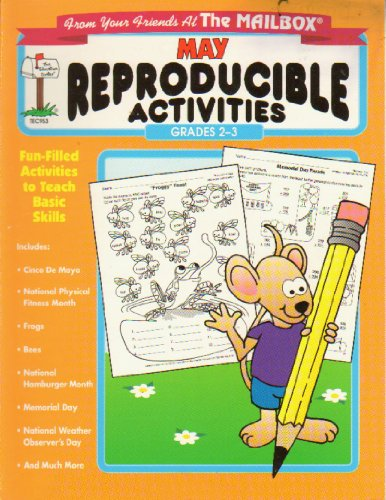 May Reproducible Activities, Grades 2-3: From Your Friends At The Mailbox: Brudwick, Rebecca
