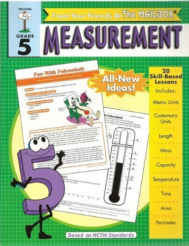 Measurement (Mailbox math series): Blackwood, Ann