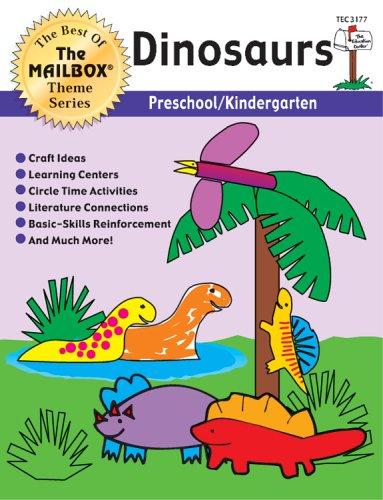 9781562343224: The Mailbox Theme Series Dinosaurs (The mailbox series, TEC3177)