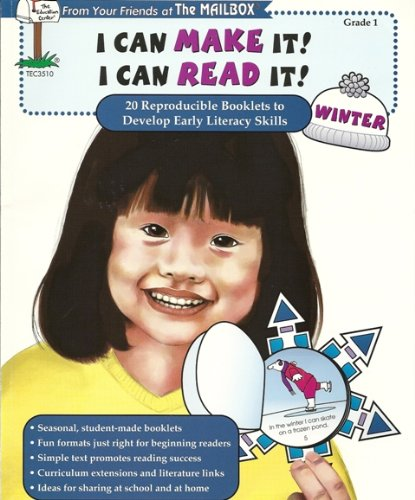 9781562343989: I Can Make It! I Can Read It! Winter (I Can Make It! I Can Read It!, Winter)