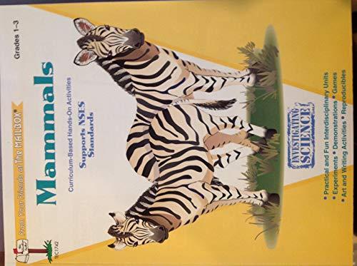 Mammals: Grades 1-3 (Investigating science series): Brennan, Jan