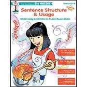 9781562344139: Sentence Structure & Usage