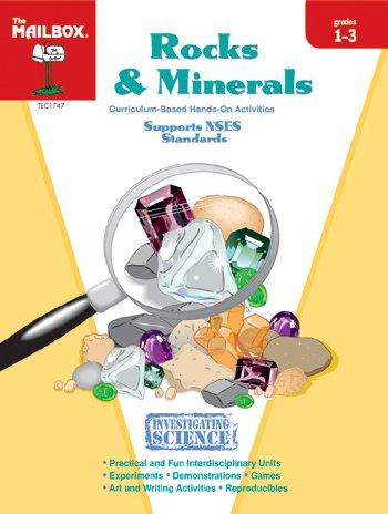 9781562344450: Rocks & minerals: Grades 1-3 (Investigating science series)
