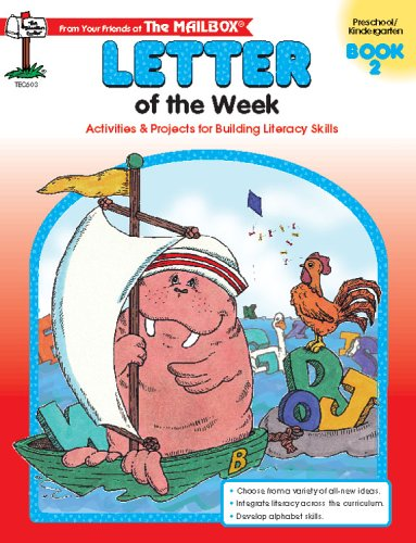 Letter of the Week Book 2: The Mailbox Books