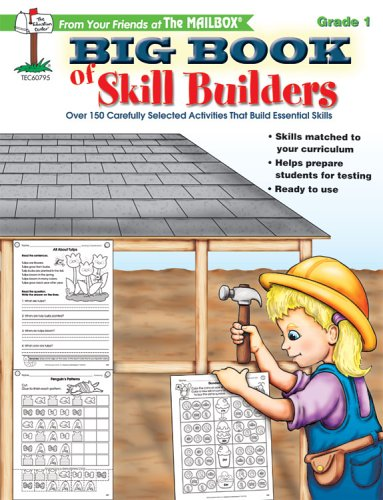 9781562345570: Big Book of Skill Builders Grade 1