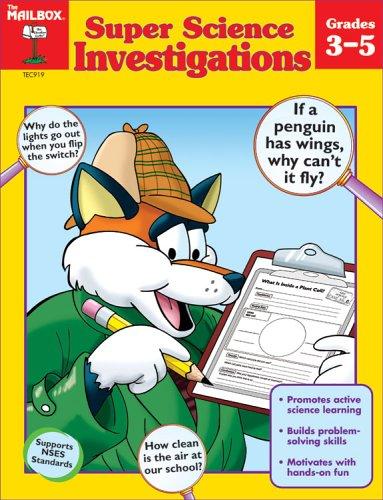 9781562345938: Super Science Investigations
