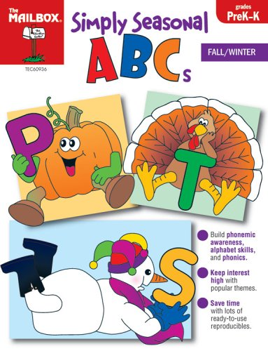 Simply Seasonal ABC's Fall/Winter: Becky Andrews