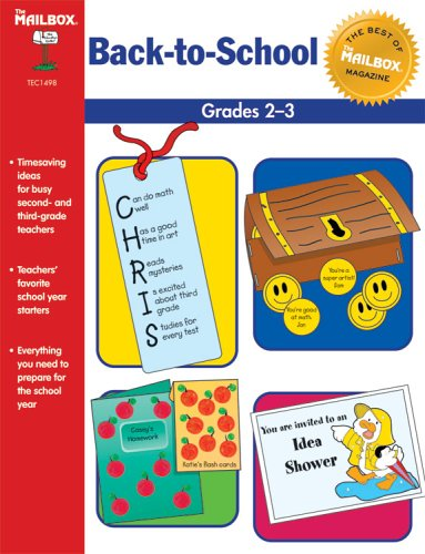 9781562346225: The Best of The Mailbox Back-to-School, Grades 2-3