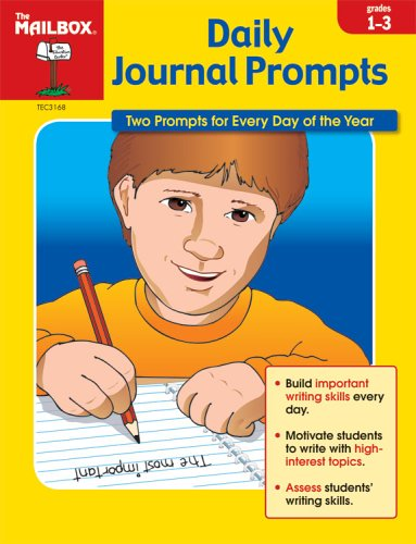 9781562346256: Daily Journal Prompts, Grades 1-3