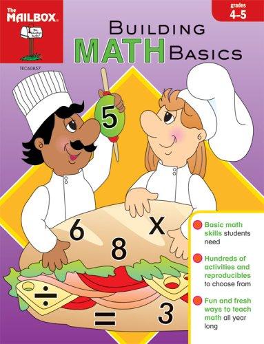 9781562346270: Building Math Basics Grades 4-5