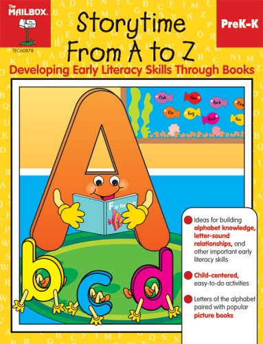 Storytime from A to Z