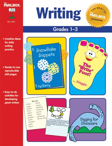 9781562346430: The Best of The Mailbox Writing Grades 1-3