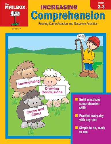 9781562346515: Increasing Comprehension Grades 2-3