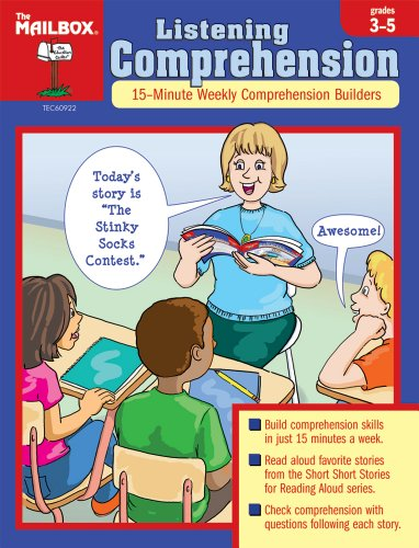 Listening Comprehension: The Mailbox Books Staff