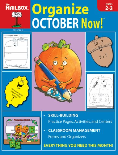 9781562346690: Organize October Now! (Grs. 2-3)