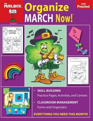 9781562346843: Organize March Now! (PreK)
