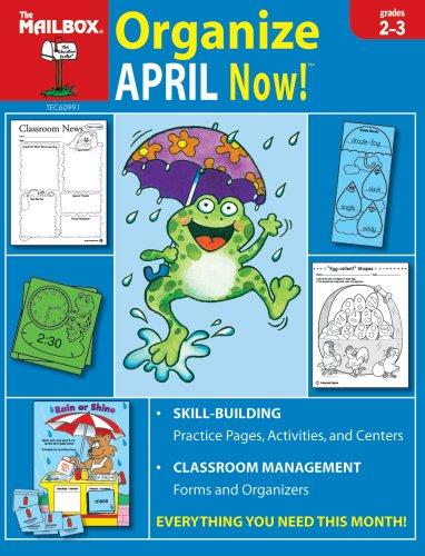 9781562346874: Organize April Now! (Grs. 2-3)