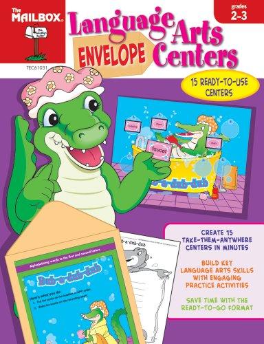 Envelope Centers Language Arts (Grs. 2-3): The Mailbox Books Staff