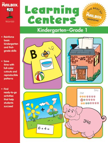 9781562347215: The Best of THE MAILBOX Centers (Grs. K-1)
