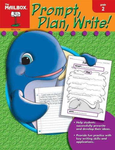 9781562347673: Prompt, Plan, Write! (Gr. 2)