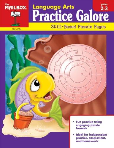 9781562347758: Language Arts Practice (Grs. 2-3)