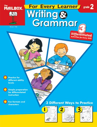 9781562348687: For Every Learner: Writing & Grammar (Gr. 2)