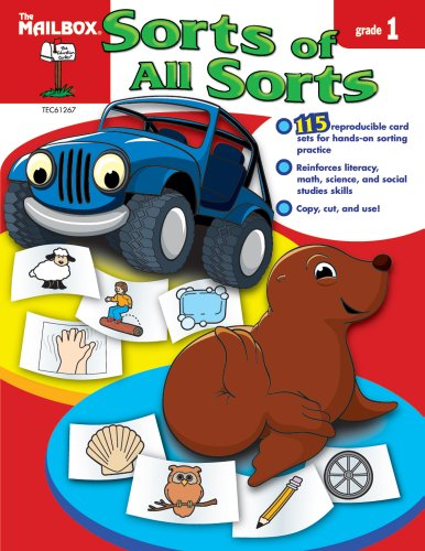9781562349493: Sorts of All Sorts (Gr. 1)