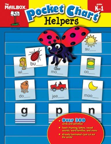 9781562349769: Pocket Chart Helpers (Grs. K-1)
