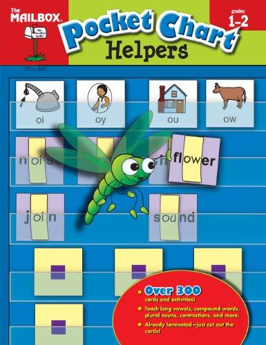 9781562349776: Pocket Chart Helpers (Grs. 1-2)