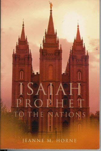 Isaiah Prophet to The Nations