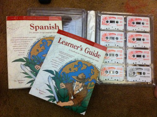 Spanish Power-Glide Language Courses : The Adventure Begins (Power-Glide Foreign Language Adventure...