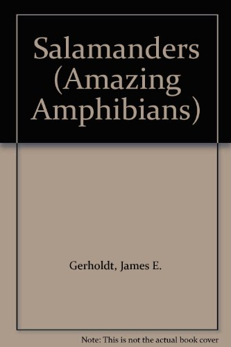 9781562393137: Salamanders (Remarkable Reptiles & Amazing Amphibians)
