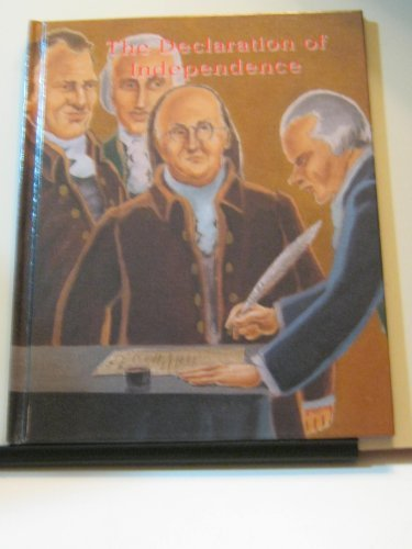 The Declaration of Independence (Famous Illustrated Speeches: Kallen, Stuart A.