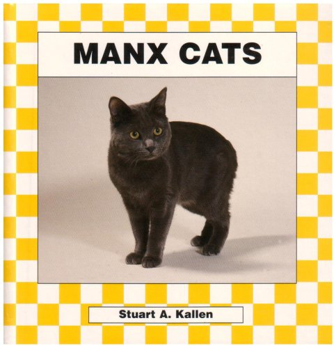9781562394493: Manx Cats (Checkerboard Animal Library) (Cats Set I)
