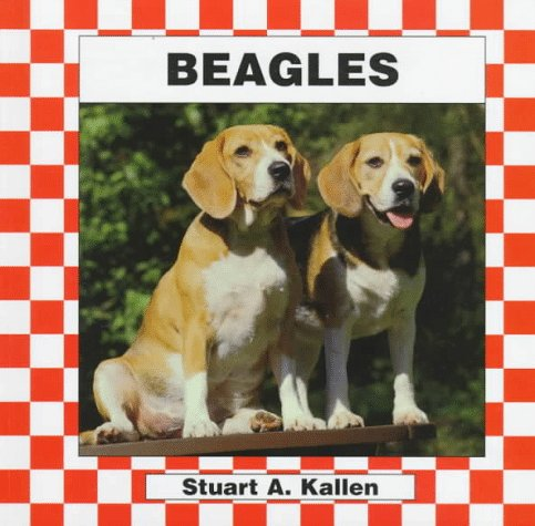 9781562395728: Beagles (Checkerboard Animal Library: Dogs)