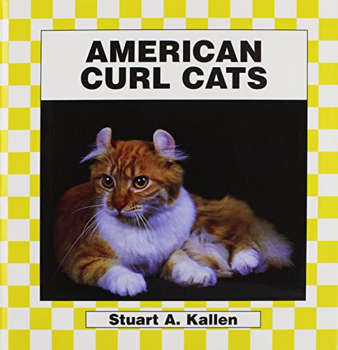 9781562395780: American Curl (Checkerboard Animal Library: Cats)